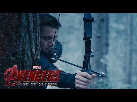 The Avengers:Age of Ultron    HD