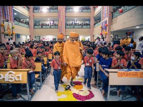 Guruhari Darshan 11-12 Jan 2018, Surat, India