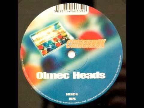 Olmec Heads - New Skys