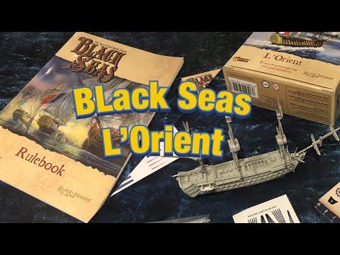 Black Seas : L'orient