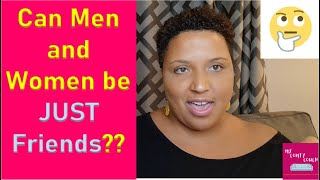 Modern Dating | Can Men and Women be Just Friends Part 1 | My Comfy Couch Ep. 16