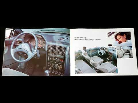 Hyundai Excel 1989 - 1995 Video