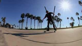 Arbor Skateboards :: Adam Crigler x The Catalyst