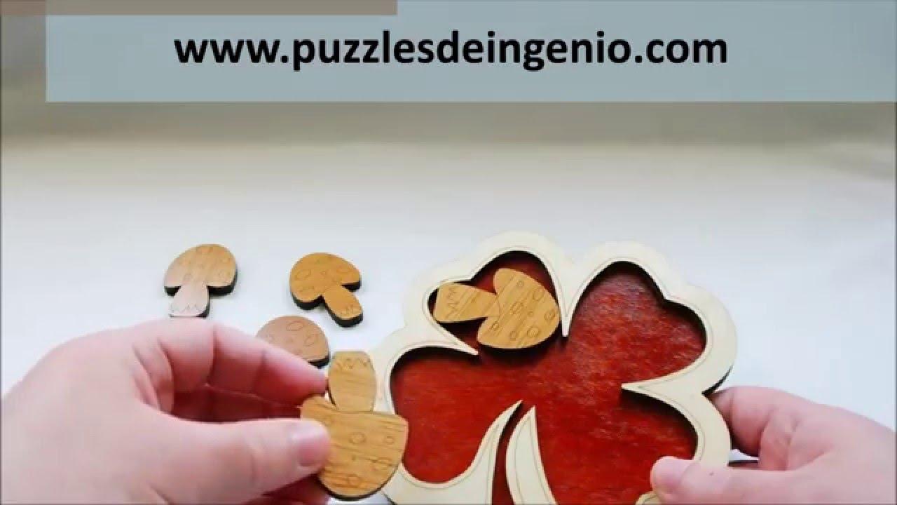 Solution Puzzle Glückspilz Jean Claude Constantin