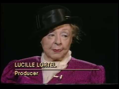 Spotlight - Lucille Lortel