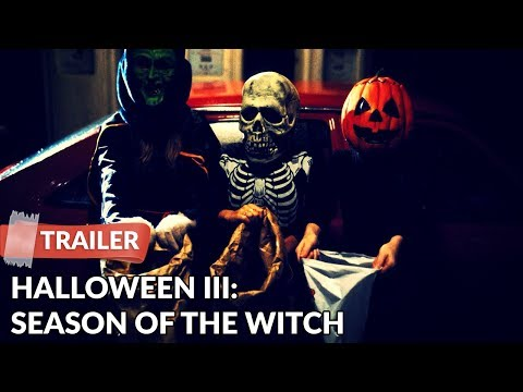 Halloween III Season of The Witch 1982 Trailer | Tom Atkins