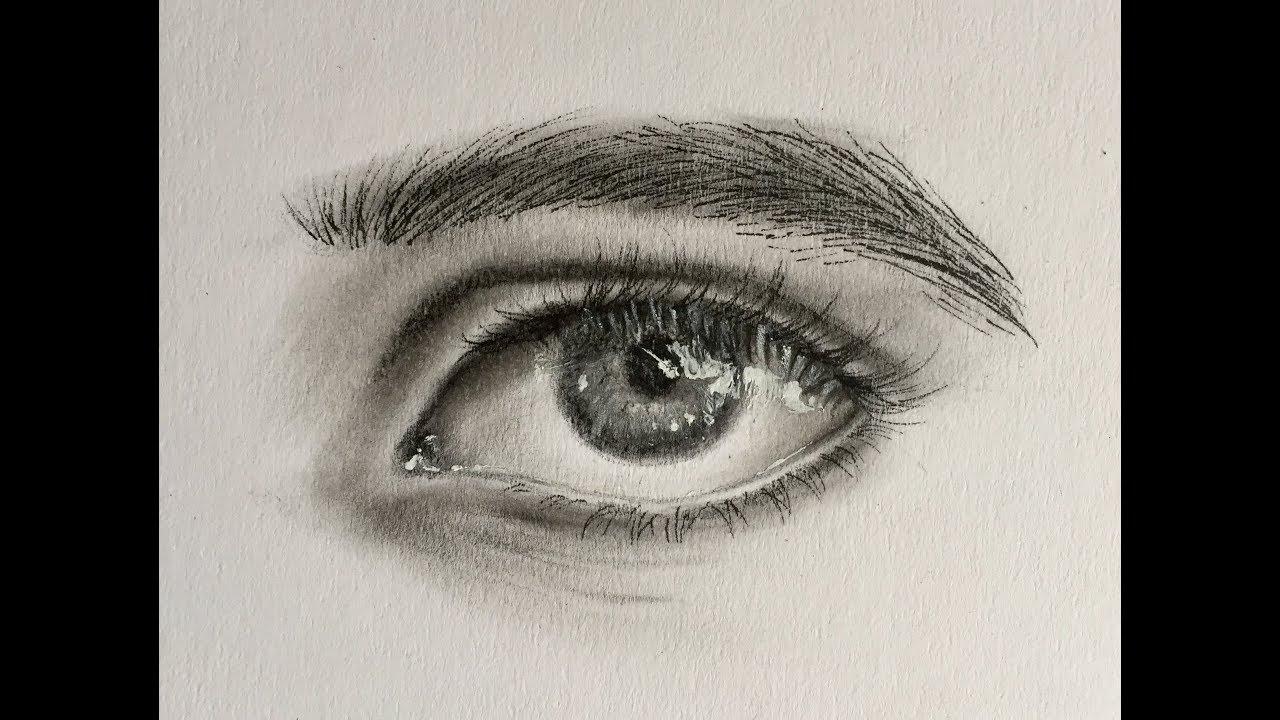 The Gallery For --> Dibujos A Lapiz Faciles De Ojos