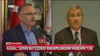 Naci Ağbal:Eski MB Başkanı Olmak Adamı Bilgili Yapmıyor!