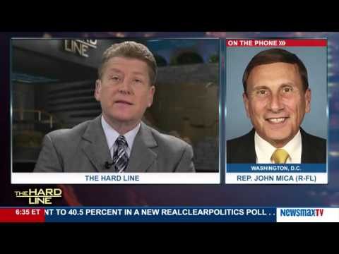 The Hard Line | Rep. John Mica discusses airport security after the suicide bomb attempt in Somalia