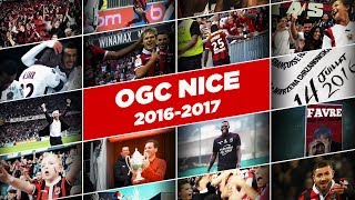 OGC Nice 2016-17 : Le clip