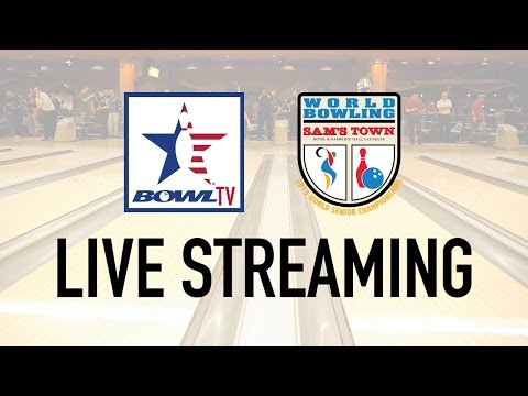 2015 World Bowling Senior Championships - Women's Doubles (Qualifying)