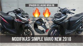 MODIF Vario New !! Simple Pake Banget