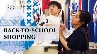 BACK-TO-SCHOOL SHOPPING  ANG MAHAL NG SMIGGLE HANO?