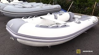 2015 Zodiac Cadet 310 Alu Inflatable Boat - Walkaround - 2015 Annapolis Sail Boat Show