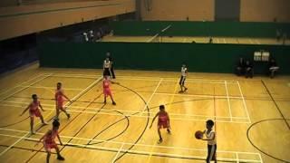 1516學界籃球D2丙組筲箕灣官立VS高主教3