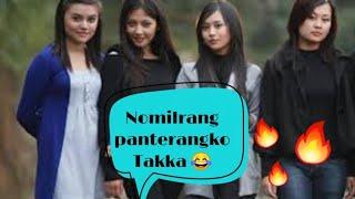 Golpo Nomilrang Panterangko TAKKA  Garo Typing Video  edit by Sather M. Gabil