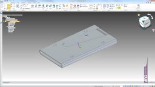 Video Solid Edge - Ordered - Text Extrude Sweep Bend download MP3, 3GP, MP4, WEBM, AVI, FLV Oktober 2018