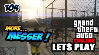 GTA Online - Mit Messer in Kopp, oda so! - Lets Play #104 [deutsch] [GTA V]
