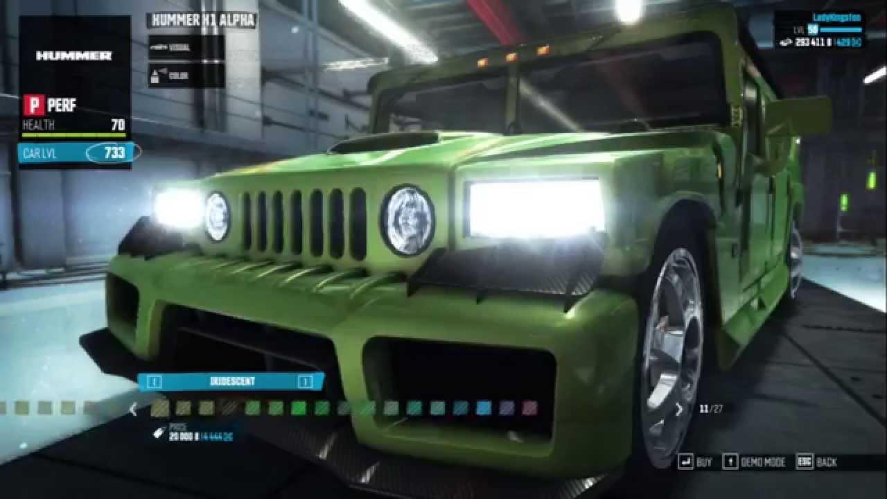 Car Customizing Games >> Most Customizable Racing Game The Crew