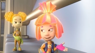 Download Фиксики - Духовка   Познавательные мультики для детей, школьников Mp3 and Videos