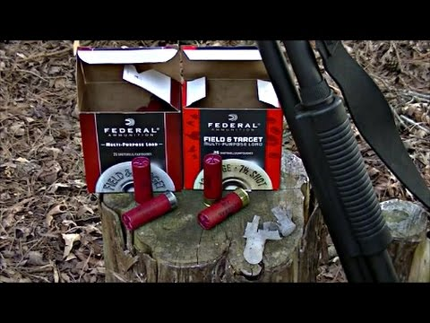 Federal Shotgun Ammo Birdshot (Review)