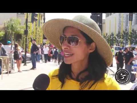 Metro Expo Opening Weekend in Santa Monica