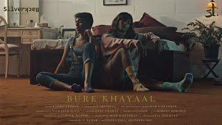 Bure Khayaal | Official Music Video | Sanjeev T | Kartikay | Keya | Latest Hindi Rap Song 2021