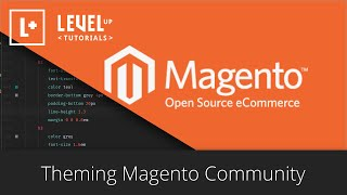 Theming Magento Community #1 - Introduction To Theming Magento