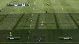 GAMEPLAY #15 | FIFA 12 PC Demo