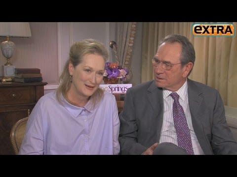 Meryl Streep on Tommy Lee Jones: