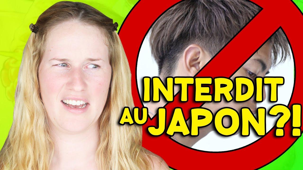 Cette coupe de cheveux est interdite dans les écoles japonaises?! (3 faits divers japonais WTF)