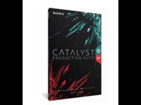 catalyst production suite 2018