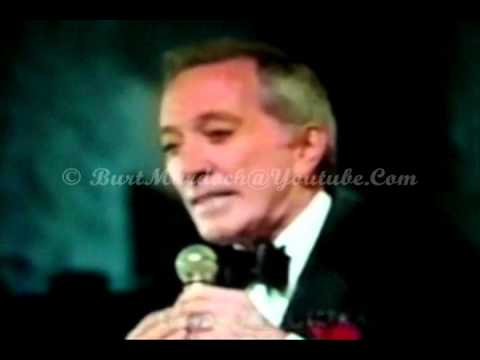 Andy Williams - Speak Softly Love (Live! from Japan; Year 1986)