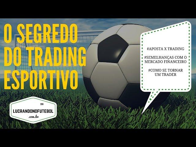 Trading Esportivo Passo A Passo [COMO SER UM TRADER DE SUCESSO]