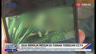 [Viral] Video Mesum Pasangan Kekasih di Taman Alon-alon Bojonegoro - Sergap 12/02