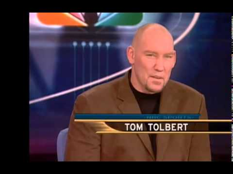 """Tom Tolbert from KNBR in 2002 Movie """"Like Mike"""""""