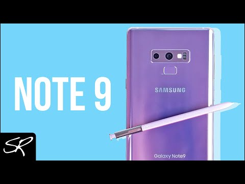5 Reasons Why I LOVE The Samsung Galaxy Note 9   One Month Review!