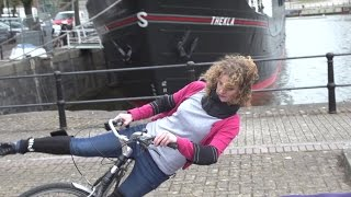 How To Fall Off A Bike