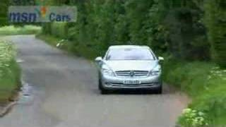 MSN Cars test drive of the Mercedes-Benz CL 500