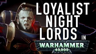 40 Facts and Lore on the Origins of the Night Lords in Warhammer 40K