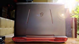 NEW ASUS ROG G752VSK : Laptop Sultan Level Berapa?