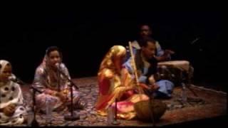Mauritania Music with Ooleya Mint Amartichitt    Concert Trailer