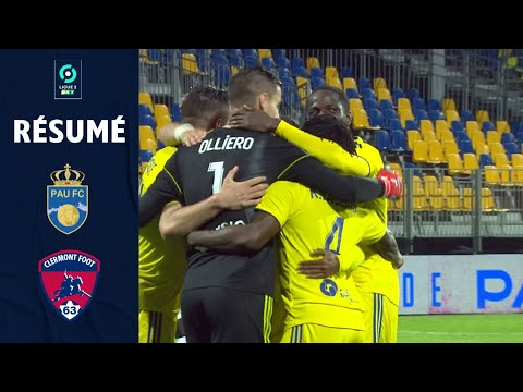 Pau Clermont Goals And Highlights