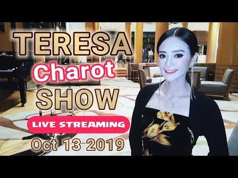 Teresa Facebook Live Streaming Oct 13 2019