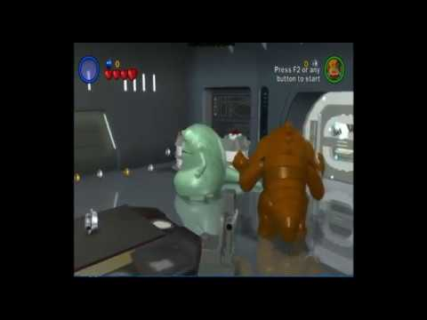 Lego Star Wars The Complete Saga mod: non playable/extra toggle characters in cantina
