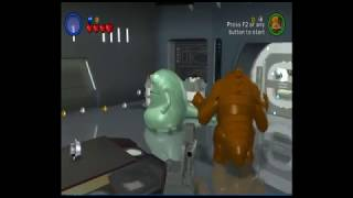 LEGO Star Wars: The Complete Saga Modding: Non Playable and Extra Toggle Characters in the Cantina