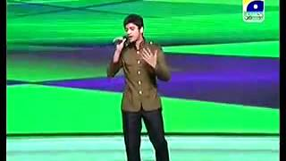 Muhammad Shoaib from Peshawar_ Pakistan Idol _ Episode 23