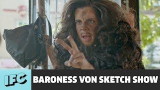 Dry Shampoo | Baroness von Sketch Show | IFC
