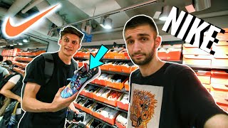 HONG KONG NIKE OUTLET SNEAKER SHOPPING! ONLY $30 FOR JORDANS