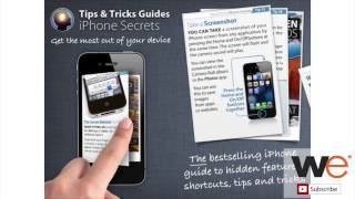 iPhone Secrets - Tips and Tricks App